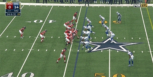 devonte freeman trucking dallas defender GIFs
