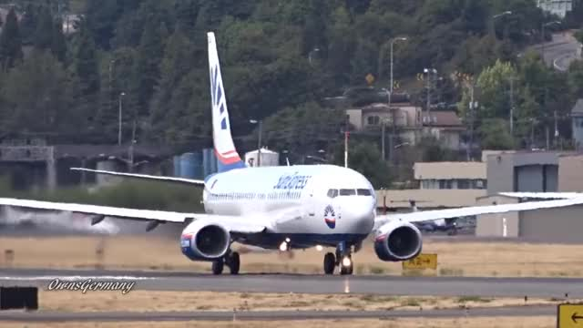 Watch and share Boeing First Flight GIFs and Sunexpress Airlines GIFs on Gfycat