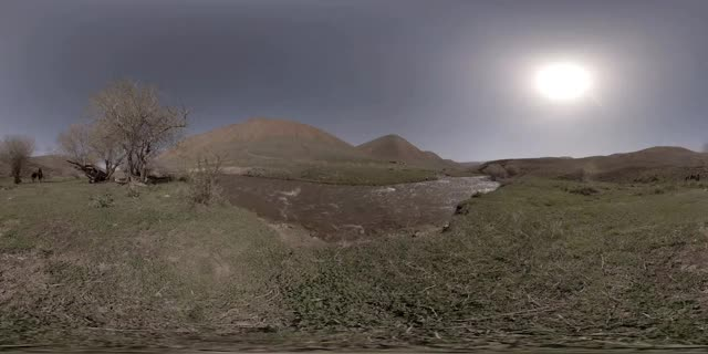 Watch and share Kyrgyzstan Natural Beauty - VR 360 Cinemagraph - By Pandorama360 (youtube.com) GIFs on Gfycat