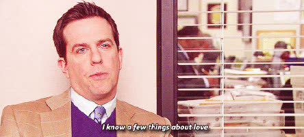ed helms, End of Freshman Year Emotions According to 'The Office' | Her Campus GIFs