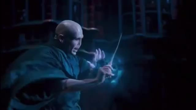 Watch and share Voldemort GIFs and Glass GIFs on Gfycat
