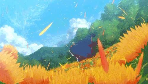 Watch We're not neets, we're free spirits GIF on Gfycat. Discover more Gintama: Yorinuki Gintama-san on Theater 2D, anime, chin pirako, doromizu jirochou, fav arc, flower scenery, gif, gintama, gintama anime, kabuki-chou devas hen, kabukicho four devas arc, scenery GIFs on Gfycat