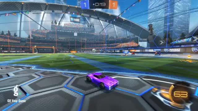 Watch Goal 3: Aether GIF by Gif Your Game (@gifyourgame) on Gfycat. Discover more Aether, Gif Your Game, GifYourGame, Goal, Rocket League, RocketLeague GIFs on Gfycat