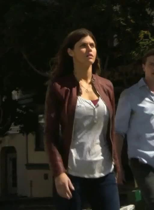 Watch and share Alexandra Daddario San Andreas B-Roll 2 GIFs by peludito on Gfycat