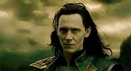 Watch and share Thor The Dark World GIFs and Loki Laufeyson GIFs on Gfycat