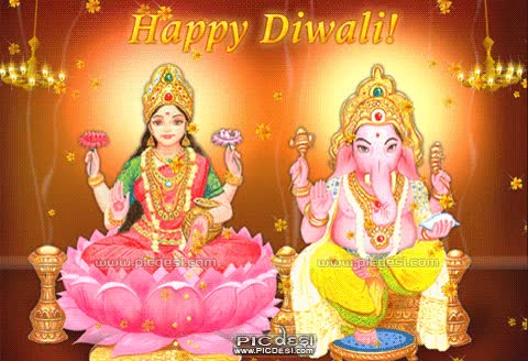 Watch and share Happy Diwali Lakshi & Ganesh Diwali GIFs on Gfycat