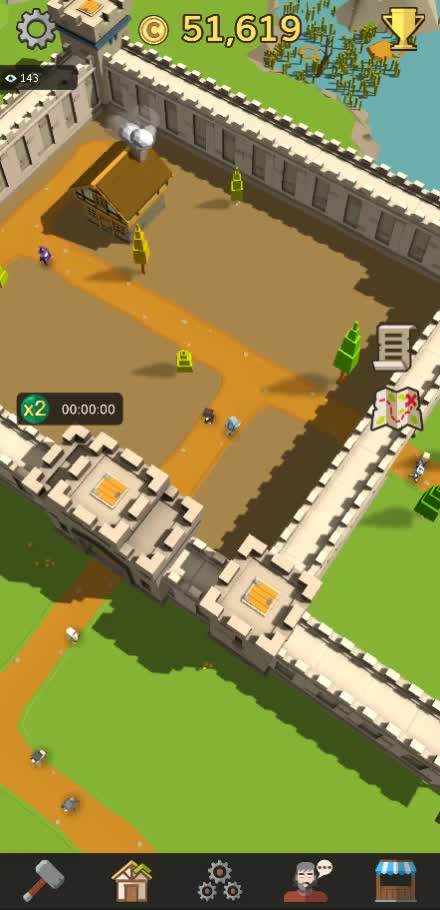 Watch and share Idle Medieval Tycoon GIFs by prophetwojtek on Gfycat