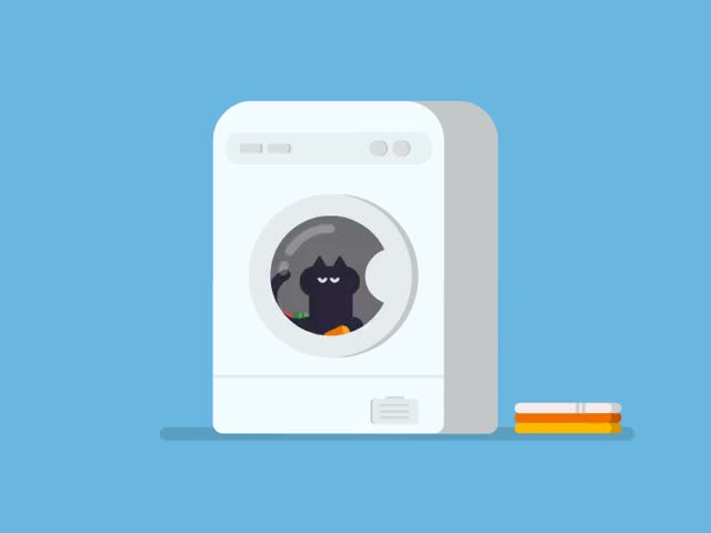 Watch and share Cleaning GIFs and Machine GIFs by Framesequence on Gfycat