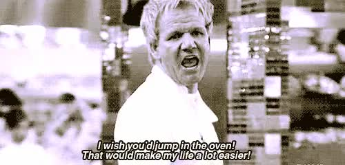 Watch and share Gordon Ramsey GIFs on Gfycat