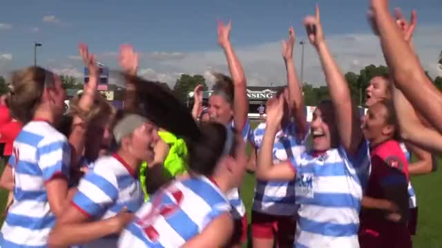 Watch Lansing United women celebration GIF by @jstoddard2113 on Gfycat. Discover more East Lansing, Hoops, Lansing, Lansing United, Michigan, UWS, United Women's Soccer, fútbol, soccer GIFs on Gfycat