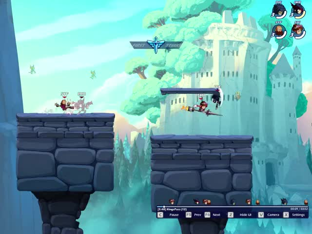 Watch and share Brawlhalla GIFs by dienandt on Gfycat