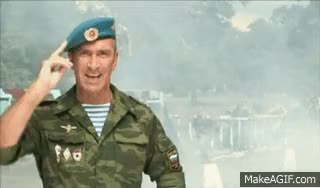 Watch and share Russian Airborne Troops (VDV)  Music Video GIFs on Gfycat