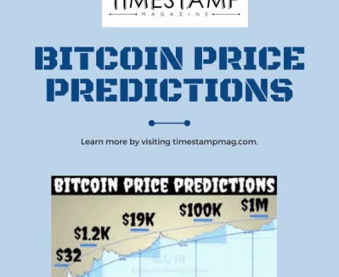 Watch and share Bitcoin Price Predictions GIFs by Timestamp Magazine on Gfycat