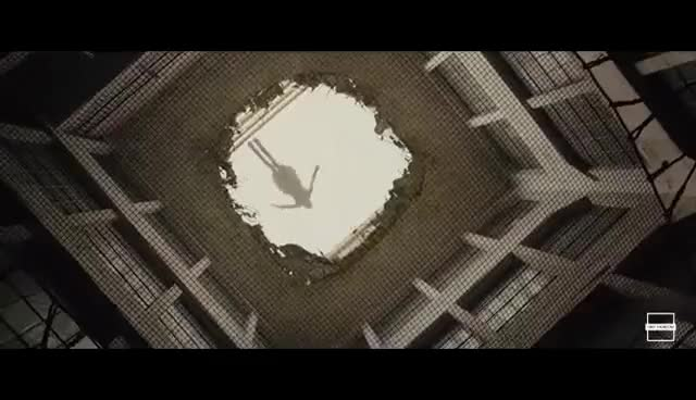 Watch DIVERGENT Entering Dauntless Scene GIF on Gfycat. Discover more related GIFs on Gfycat