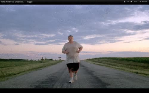 Watch and share Fat Running GIFs on Gfycat