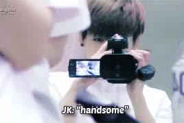 Watch and share Jeon Jungkook GIFs and Kim Seokjin GIFs on Gfycat