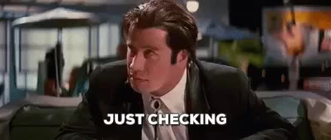 Watch checking GIF on Gfycat. Discover more john travolta GIFs on Gfycat