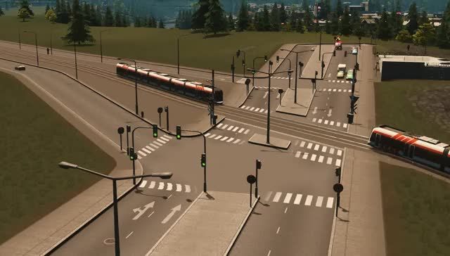 Watch Cities Skylines Trams GIF by @thingshappen on Gfycat. Discover more citiesskylines, dashboard GIFs on Gfycat