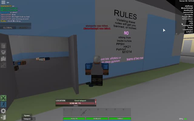 Watch and share Roblox 13 05 2018 03 54 37 GIFs on Gfycat