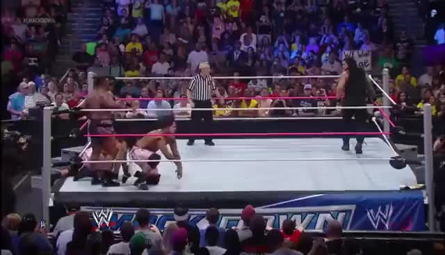 Watch Reigns Staredown GIF on Gfycat. Discover more WWE GIFs on Gfycat