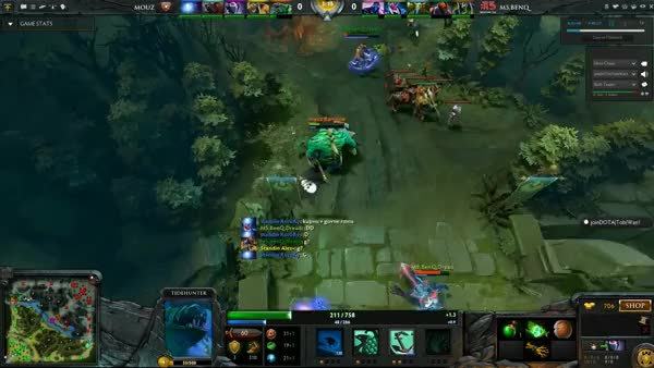 sexybamboe tidehunter escape in starladder s3 (reddit)