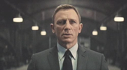 Watch Amazed GIF on Gfycat. Discover more Daniel Craig GIFs on Gfycat