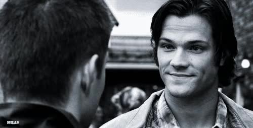 Watch and share Wincest Wallpaper Called Sam And Dean In Monster Movie Gif GIFs on Gfycat