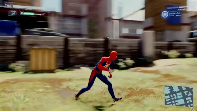 Watch and share Spiderman PS4 Car Door Slam GIFs on Gfycat