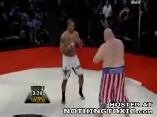 tag, Butterbean MMA GIFs