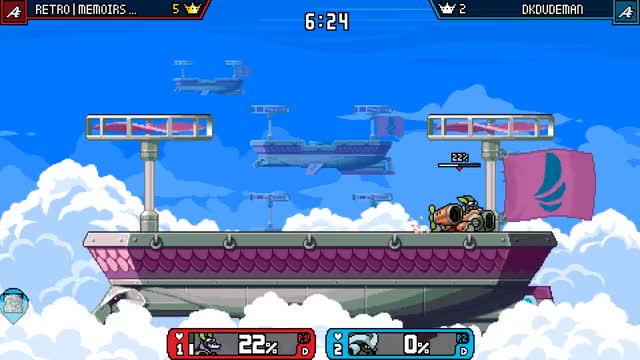 Watch and share Honestly The Best Kragg Play I've Gotten Yet GIFs by dkdudeman on Gfycat