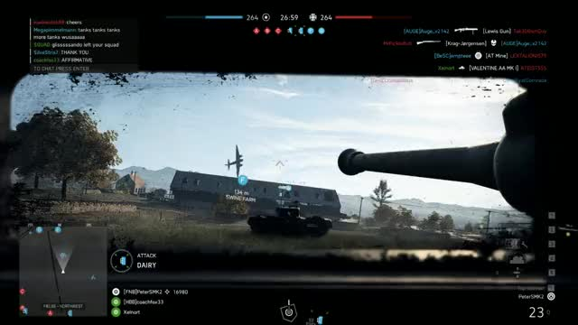 Watch Battlefield V 2019.02.19 - 06.42.41.04.DVR Trim GIF by @petersmk2 on Gfycat. Discover more battlefieldv GIFs on Gfycat
