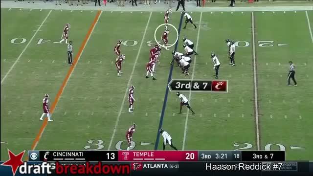 Watch and share Haason Reddick Vs Cincinnati (2016) GIFs on Gfycat
