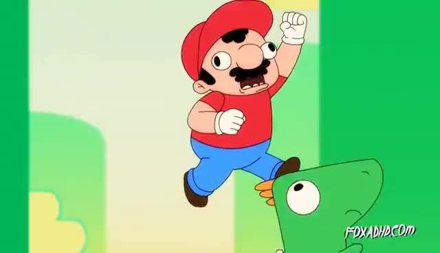 Watch and share Mario Yoshi GIFs on Gfycat