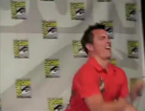 Watch adorable GIF on Gfycat. Discover more faint, john barrowman GIFs on Gfycat