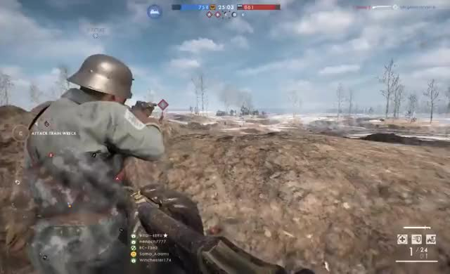 Watch and share Battlefield 1 GIFs and Bf1 GIFs by samo_adams on Gfycat