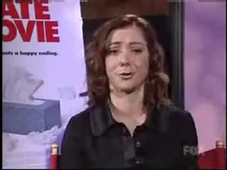 Watch and share Alyson Hannigan GIFs and Madtv GIFs on Gfycat