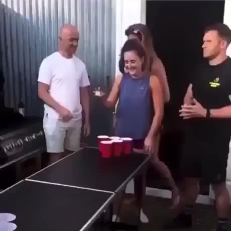Watch and share Beer Pong GIFs by MyNameGifOreilly on Gfycat