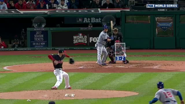 Watch and share Kluber Fans Schwarber GIFs by craigjedwards on Gfycat