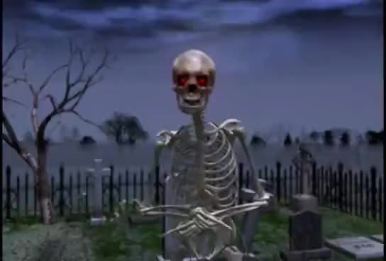 Watch and share Skeleton GIFs and Dancing GIFs on Gfycat