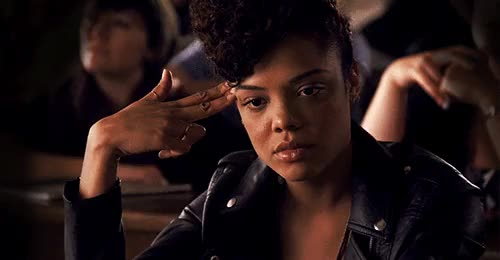 Watch and share Tessa Thompson GIFs on Gfycat