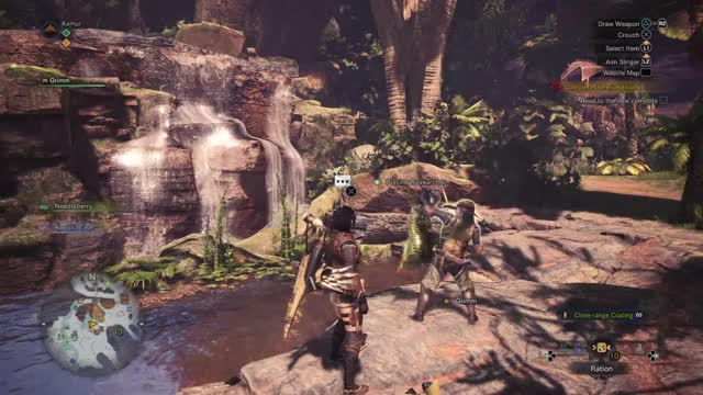 Watch Monster Hunter World 20180126000500 GIF on Gfycat. Discover more related GIFs on Gfycat