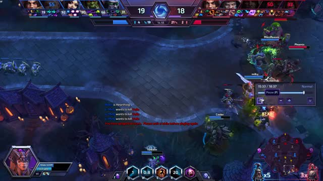 Watch and share Heroes Of The Storm GIFs by Felewin on Gfycat