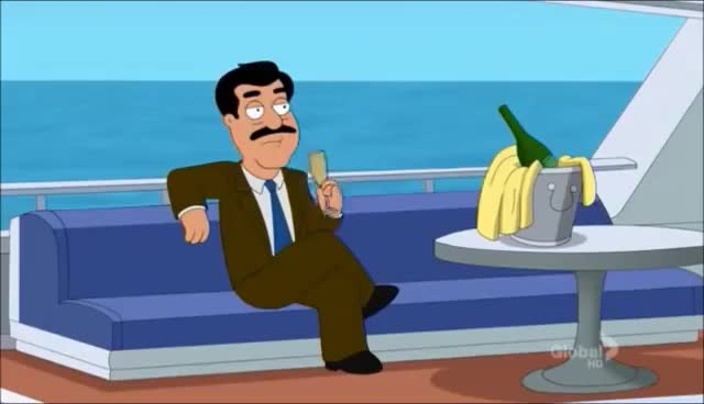 Watch and share Mui Importante - Family Guy GIFs on Gfycat