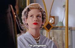 Watch and share January Jones GIFs and Pregnant GIFs on Gfycat