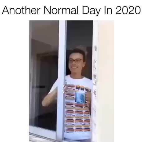Normal Day in 2020