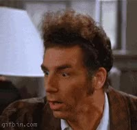Watch and share Michael Richards GIFs on Gfycat