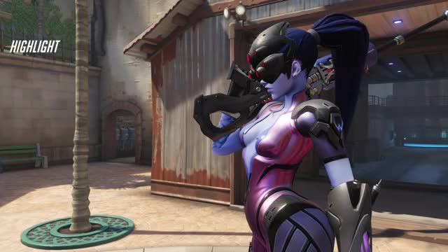 Watch and share Widowmaker GIFs and Highlight GIFs by isickness on Gfycat