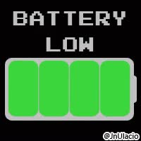 Watch and share Battery GIFs on Gfycat
