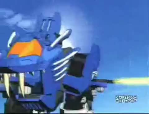 Watch Blade Attack on Command Wolves GIF on Gfycat. Discover more Attack, Blade Liger, Command Wolf, Zoids GIFs on Gfycat
