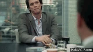 Bruce Almighty (5/9) Best Movie Quote - You Like Jazz Evan? (2003) GIFs